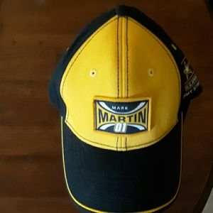 NWT US Army Mark Martin 01 youth hat